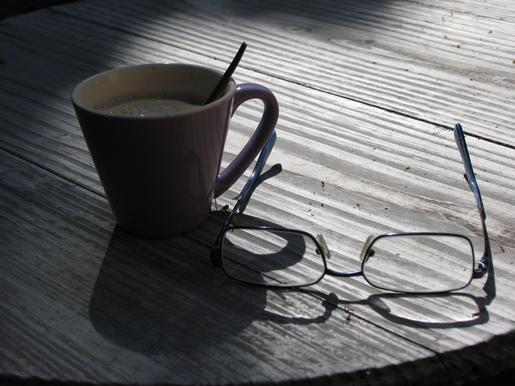 Edjo.nl | Kopje met bril