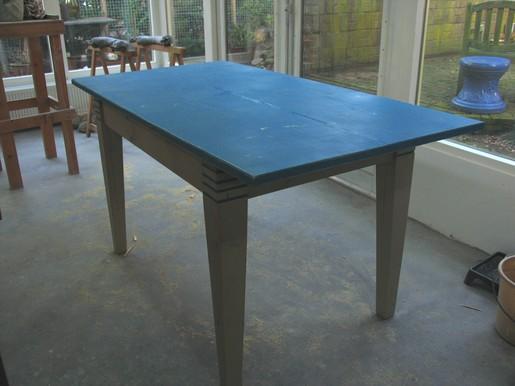 Edjo.nl | Zelfgemaakte tafel