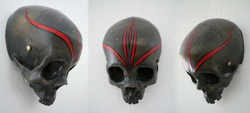 Edjo.nl | Zwarte schedel