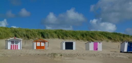 Edjo.nl | Strandhuisjes