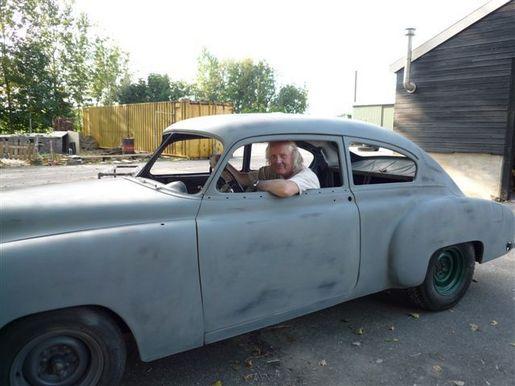 Edjo.nl | 1950 Chevy fleetline