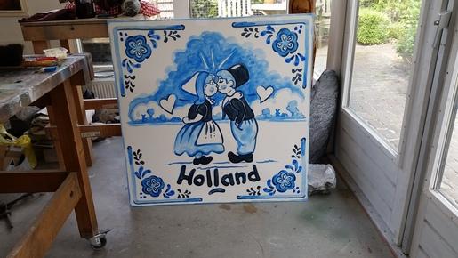 Edjo.nl   Holland tegel